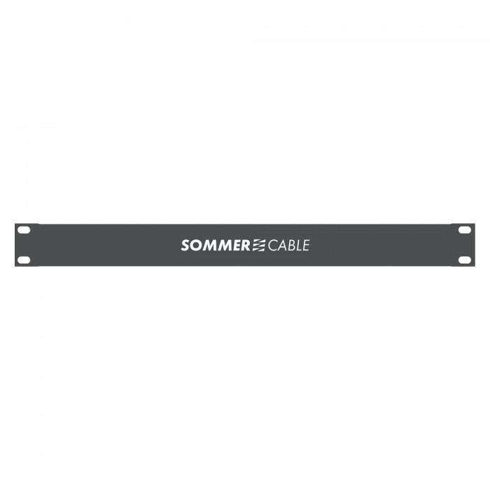 Sommer Cable - Rack Panel LEER