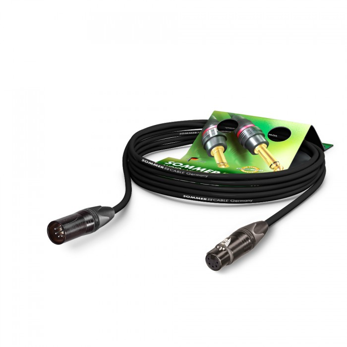 Sommer Cable - Binary 434 mit 5p. XLR