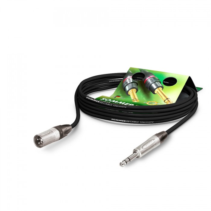 Sommer Cable - XLR-M/6,3mm Klinke sym. - Stage 22 Highflex