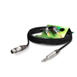 Sommer Cable - XLR-F/6,3mm Klinke sym. - Stage 22 Highflex
